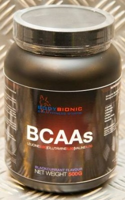BCAA Blend - Advanced formula combines this excellent ratio of Branch chain amino acids