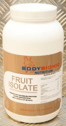 Fruit Isolate - Delactosed + Instantised Pure Whey Isolate